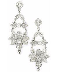 Kitik Jewelry - Saytu Silver Earrings - Lyst