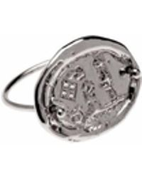 ELI-O - The Zevgari Ring In Silver - Lyst