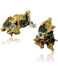 Karolina Bik Jewellery - Out Of The Sea Earrings - Lyst