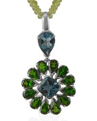 Emma Chapman Jewels - The Wonder Blue Topaz Pendant - Lyst