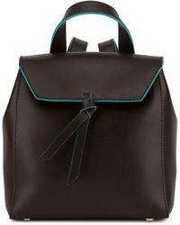 Alexandra De Curtis - Hepburn Mini Backpack Brown - Lyst