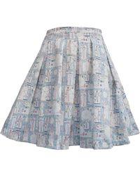My Pair Of Jeans - Beach Skirt - Lyst