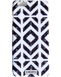 Monique Vega Design House - Panama Hat Phone Cover - Lyst