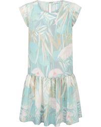 Ju Lovi - Virginia Dress Green - Lyst