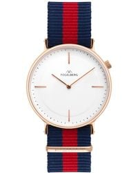 FOGELBERG - Windom 40mm Rose Gold - Lyst