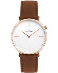 FOGELBERG - Sanford 40mm Rose Gold - Lyst