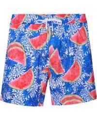 KLOTERS MILANO - Watermelon Swim Shorts - Lyst