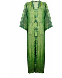 Urchindeep - Palm Kimono - Lyst