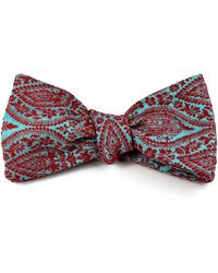 Louise & Zaid - Brocade Bow Tie - Lyst