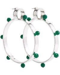 A. Carnevale - Silver/green - Lyst