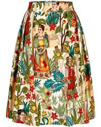 Marianna Déri - Hanna Skirt Frida's Park Day - Lyst
