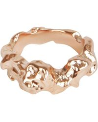 Matthew Calvin - Triple Dot Ring Rose - Lyst