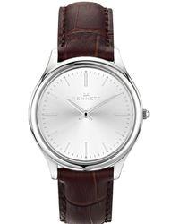 Kennett Watches - Kensington Lady Silver Brown - Lyst