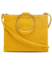 Thacker NYC - Le Pouch In Soleil Suede - Lyst