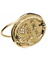 ELI-O - The Zevgari Ring Gold - Lyst
