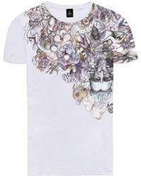 Raddar7 - Humorist Graffiti Print T-shirt - Lyst