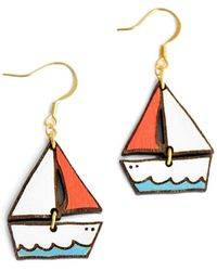 MATERIA RICA - Dreamy Boat - Lyst