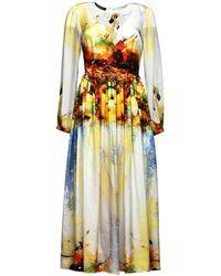 MATSOUR'I - Cocktail Dress Karolina Midi - Lyst