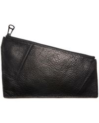 ARAMLEE - Leather Pouch Black - Lyst
