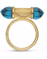 LMJ - Twisted Rays Ring - Lyst
