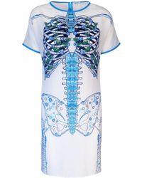 Gyunel - Skeleton Dress - Lyst