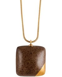 Tadam! Design - Caramel Candy With Cinnamon & Gold Glaze - Lyst