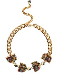 Nocturne - Meili Necklace - Lyst