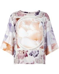 NEUE - Omega T Shirt - Lyst