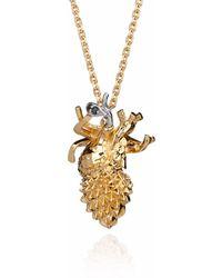 Kasun - Forbidden Heart – Gold - Lyst