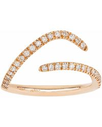Sarah Ho - Sho - Numerati Ring Rose Gold Lucky Number 6 - Lyst