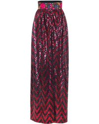 Jiri Kalfar - Black & Pink Skirt - Lyst