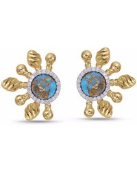 LMJ - Sunday Stud Earrings - Lyst