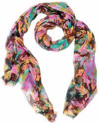 Cashmere Silk Scarf - Cashmere Silk STRIPES by VIDA VIDA l9RZvXWV