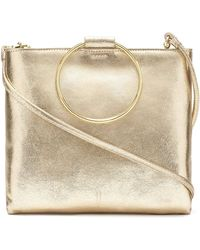 Thacker NYC | Le Pouch Vintage Gold | Lyst