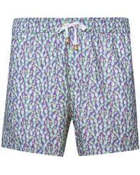 KLOTERS MILANO - Green Swim Shorts - Lyst