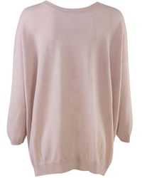 A - M M - E - Throw On Cashmere In Camel - Lyst