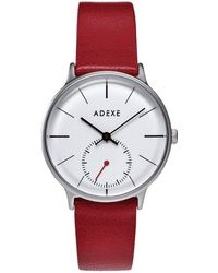 ADEXE Watches - Freerunner Petite Red - Lyst