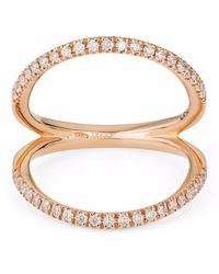 Sarah Ho - Sho - Numerati Ring Rose Gold Lucky Number 8 - Lyst
