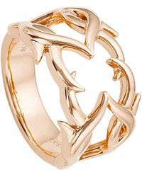 Sarah Ho - Sho - Paradis Feather Band Ring - Lyst