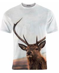 Aloha From Deer - Shrine T-shirt - Lyst