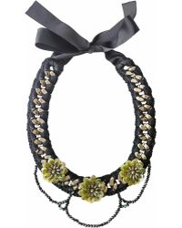 Ricardo Rodriguez Design - Flora Necklace - Lyst