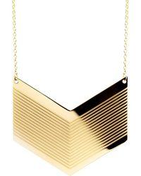 Alice Bosc Studio - Line Gold - Lyst