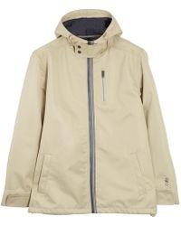 Roamers & Seekers - Wanderlust Sailcloth Hooded Jacket - Lyst