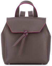 Alexandra De Curtis - Hepburn Mini Backpack Taupe - Lyst