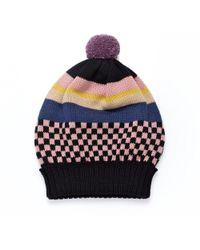 Margot & Me - Knit Hat Tillie - Lyst