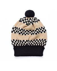 Margot & Me - Knit Hat Bonnie - Lyst