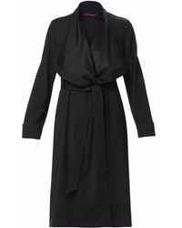 WtR - Mayfair Long Cardi Coat - Lyst