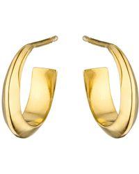 Nina Kastens Jewelry - Earrings Dana Gold - Lyst
