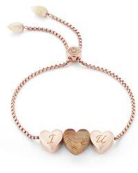 LMJ - Luv Me Lace Agate Bracelet - Lyst