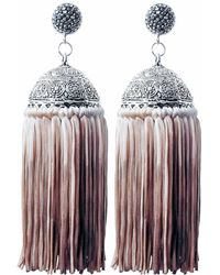 Ricardo Rodriguez Design - Marquise Earrings - Lyst